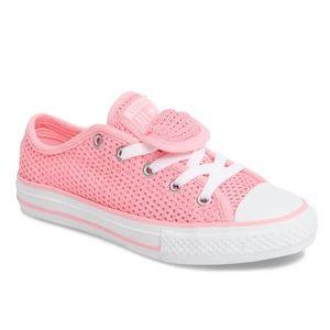 Converse Chuck Taylor® All Star® Pink Mesh Sneaker